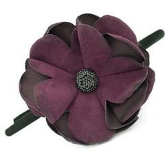 Glimpse of Malibu Purple Headband K2 P6520A-4