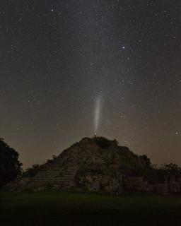 Night Mayan Ruins III
