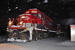 RJC 8861 Northwest of Cresson PA 12/29/12 (Poker2662) Tags: rj northwest pennsylvania pa rjc cresson tunnelmotor sd40t2 corman 122912 8861