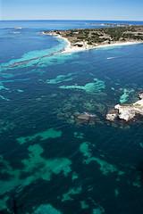 Rottnest Island - Natural Jetty vert -2651