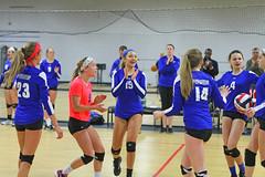 IMG_1083 (SJH Foto) Tags: school girls club high team teenagers teens volleyball cheer huddle tweens