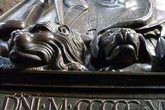 St. Maria und Johannes, Rmhild, Tumba (palladio1580) Tags: thringen kirche thueringen tumba renaissance grabmal rmhild sdthringen