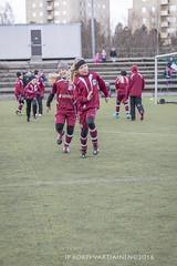 1604_FOOTBALL-87 (JP Korpi-Vartiainen) Tags: game girl sport finland football spring soccer hobby teenager april kuopio peli kevt jalkapallo tytt urheilu huhtikuu nuoret harjoitus pelata juniori nuori teini nuoriso pohjoissavo jalkapalloilija nappulajalkapalloilija younghararstus