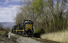 LAL @ JC 377 (glenn_cunningham) Tags: city ny trains rochester jersey locomotive lal alco shortline