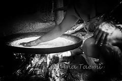 ATU_4756_Indio Kuikuro_LR_BW_PH (Ana Taemi) Tags: blackandwhite cooking monochrome tapioca beiju mandioca juquitiba manioc tocadaraposa kuikuro indiokuikuro