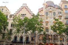 Casa Batllo (Kilmar2010) Tags: barcelona architecture arquitectura bcn catalonia gaudi catalua batllo gotico