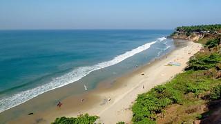 India - Kerala - Varkala - Cliff - 83