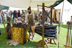 DSC_5089-9 (kytetiger) Tags: brussels market bruxelles medieval forge march cinquantenaire mdival etterbeek