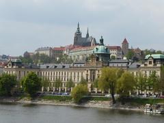 The Palace (m_artijn) Tags: river prague cathedral palace cz moldau