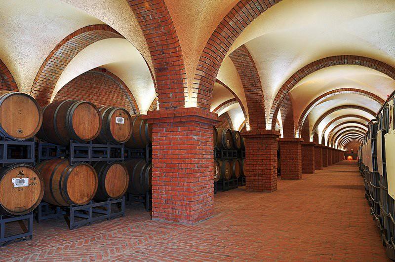 Lâu đài rượu vang RD 3