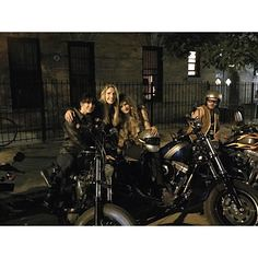 Lady Tramps 24 (BikerKarl2013) Tags: lady store badass helmet motorcycles stuff motorcycle biker 24 tramps