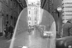 Vetrina sulla Strada: StoreFront (mattiafarini) Tags: world street roma beautiful photo strada picture via vetrina