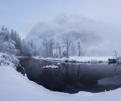 Day at Temple (Tarun Kotz) Tags: california winter white snow storm water fog wow merced yosemite yosemitenationalpark