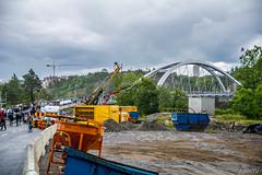 Svindersviksbron (AdamTje) Tags: bridge june outdoors se construction nikon sweden stockholm scandinavia tamron lightroom 2016 tamron1750 stockholmsln d7100