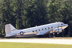 DC3.N47E (Airliners) Tags: iad dc3 c47 douglasdc3 douglasc47 61816 dynamicaviation n47e