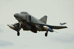 F-4E Phantom - RIAT 2016 (Airwolfhound) Tags: f4e phantom riat fairford