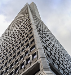 cornerstone (pbo31) Tags: sanfrancisco california bayarea nikon d810 color july 2016 summer boury pbo31 financialdistrict city urban architecture transamerica pyramid contemporary sky panoramic large stitched panorama bank fog