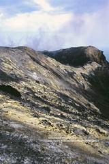 Anak Krakatoa, sulphur (blauepics) Tags: sea mountain west water berg indonesia volcano java meer wasser sulphur gunung krakatoa indonesian indonesien anak vulkan schwefel krakatau indonesische