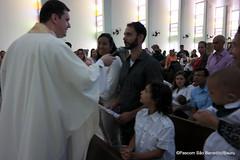 26_jun 2016 BatismoNaMatriz (126) (Paroquia So Benedito/Bauru) Tags: batismo matriz sobenedito crepaldi sacramento 2016