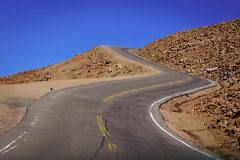 Road to the Summit (SahilH) Tags: slta99 a99 sonyalphadslr sony pikes peak highway road winding 14115 summit