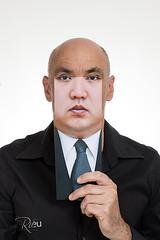 Je m'en fout, je comptais pas aller en vacances en Corée du Nord (www.jeanpierrerieu.fr) Tags: kim autoportrait un asie jog dictateur corée coreedunord kimjongun wwwjeanpierrerieufr