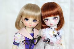 ╭(╯ε╰)╮ (Mina2Kira) Tags: volks yotenshi kira una twins