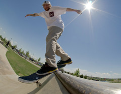 Zach Rawles (AWDPWNZ) Tags: skate skateboard skateboarding skateboarder back smith jslv mafia friends denver sunny sun co colorado rado