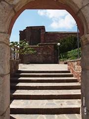PRADES-14 (e_velo ()) Tags: 2016 catalunya baixcamp prades primavera spring olympus e620 esglsies iglesias churches holybuildings