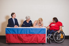 20160602-141301 (Global Sports Mentoring Program) Tags: olesya vladykina sport for community gsmp sports diplomacy russia lakeshore foundation paralympian partners