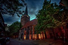 St. Marien Kirche Uelzen (holgerpommerien) Tags: uelzen niedersachsen deutschland hdr weitwinkel