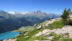 Im Aufstieg zum Lej da la Tscheppa, 20.7.16 (ritsch48) Tags: engadin silvaplana silvaplanersee sils fextal pizdalamargna