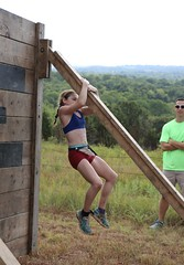 Walls of Fury (OakleyOriginals) Tags: conquerthegauntlet race obstacles torpedo wallsoffury stairwaytoheaven cliffhanger tulsa ok august 2016 challenge strength fitness competitive medals