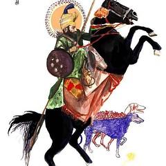 Guru Gobind Singhji by Jatinder Singh Durhailay @jatinderdurhailay  (sikhexpo) Tags: sikh sikhexpo punjab punjabi sikhi sikhism kaur singh