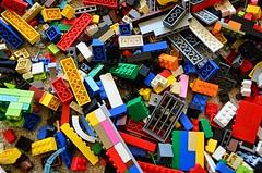 Legos (pjpink) Tags: legos buildingblocks plastic sculpture lewisginterbotanicalgardens lewisginter lewisginterbotanicalgarden gardens northside rva richmond virginia july 2016 summer pjpink