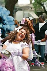 Super Sunday Baby Dolls (simoneakgulian) Tags: supersunday neworleans onlyinneworleans new orleans mardigrasindian mardi mardigras colorful suits mardigrasindiansuits beautiful centralcity aldavispark