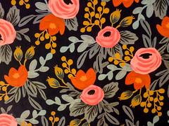 floral (jojoannabanana) Tags: 3662016 canonpowershot floral flowers pattern planner riflepaperco s100