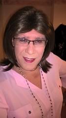 Summer outfit (rachel_uk2004) Tags: crossdressing crossdresser transvestite blouses skirts highheels