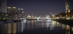 Anoiteceu em Puerto Madero (Gilda Tonello) Tags: noturna diques porto argentina puertomadero
