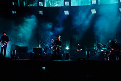 Arend- 2016-09-11-206 (Arend Kuester) Tags: radiohead live music show lollapalooza thom york phil selway ed obrien jonny greenwood colin clive james rock alternative amoonshapedpool