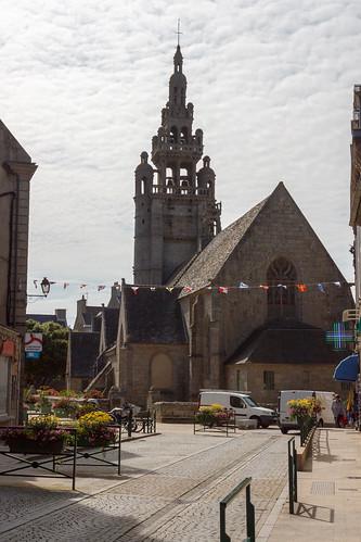 Église Notre-Dame de Croaz Batz à Roscoff