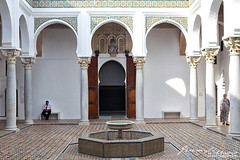 Kasbah Museum, Tangier (jeremyvillasis) Tags: tangier tanger tanja kasbah medina travel morocco moroccan northafrica africa architecture moorish middleeastern kasbahmuseum museum arches courtyard culture