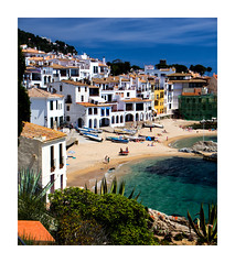 Port Bo (Olivier Faugeras) Tags: calella catalogne spain espagne catalunya