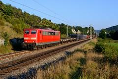 151 022 Hagenacker (4661) (christophschneider1) Tags: kbs990 hagenacker almhltal oberbayern dbcargo deutschebahn 151 151022 gemischtergterzug ez51792