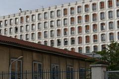 Lyon Croix-Rousse - Dichotomie (larsen & co) Tags: france architecture lyon rhne panasonic immeuble croixrousse rhnealpes windowsandbalconies fz1000 panasonicdmcfz1000 immeublelyonnais