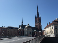 DSCF4093 (ferenc.puskas81) Tags: church europa europe sweden stockholm may chiesa 2009 stoccolma maggio riddarholmen svezia