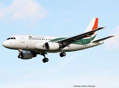 Air Cte D'Ivoire (Jacques PANAS) Tags: air cte airbus divoire a319111 msn2228 tutsb