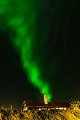Aurora Borealis, Iceland 2014