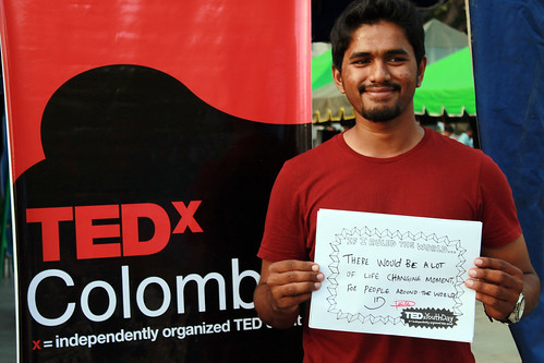 #TEDxYouthDay Photochallenge