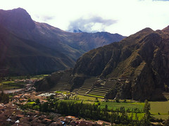 "Les ruines d'Ollantaytanbo • <a style=""font-size:0.8em;"" href=""http://www.flickr.com/photos/113766675@N07/15593842254/"" target=""_blank"">View on Flickr</a>"