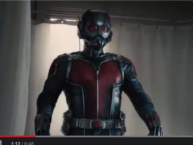 Ant-Man trailer online!!